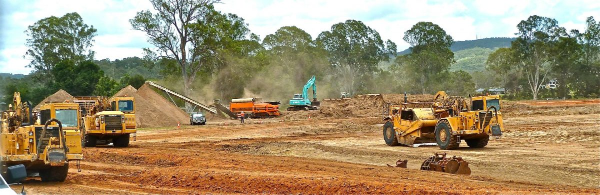 Lean Construction Road