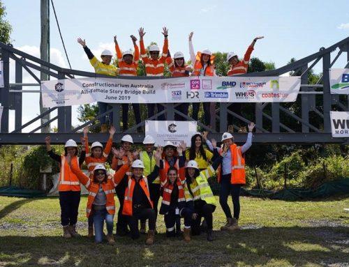 Constructionarium – Building a Bridge to a Brighter Future